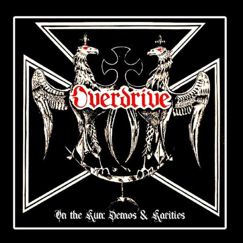 Overdrive - On The Run: Demos & Rarities LP