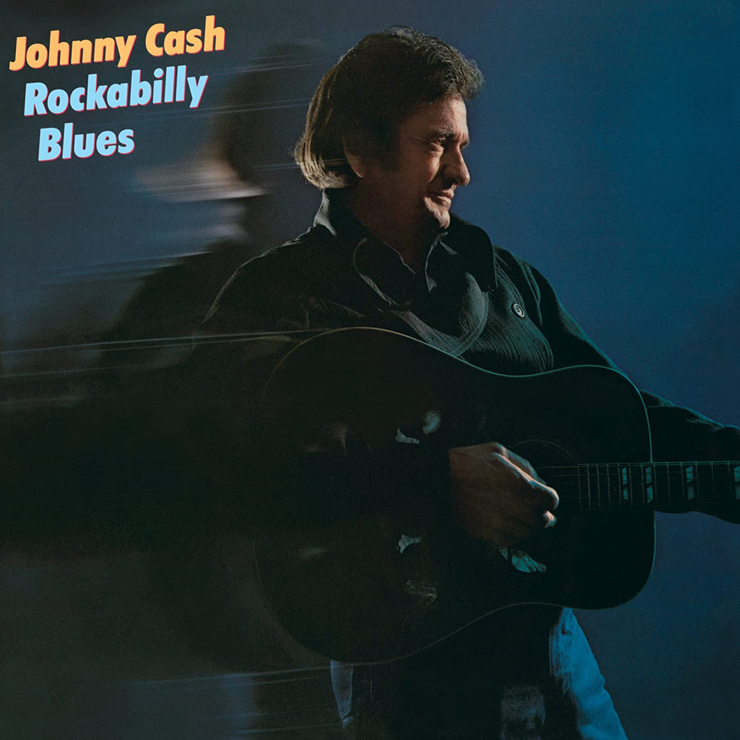 Johnny Cash - Rockabilly Blues LP