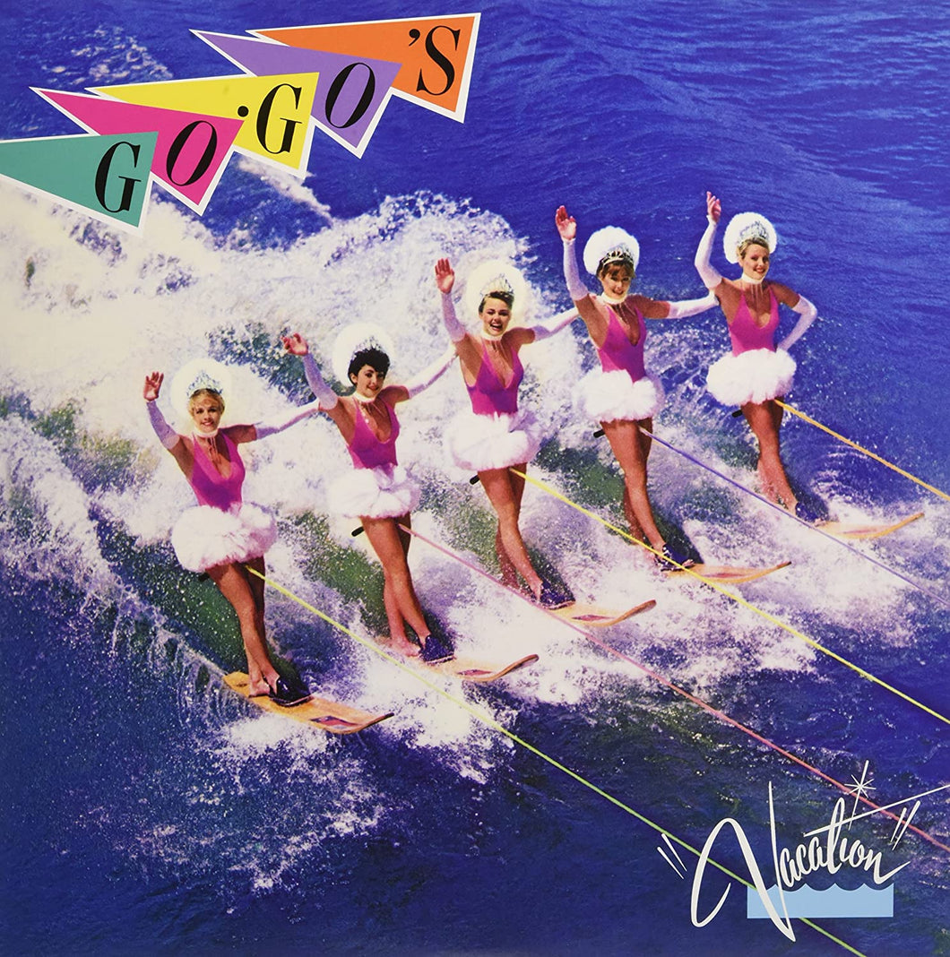 Go-Gos - Vacation LP