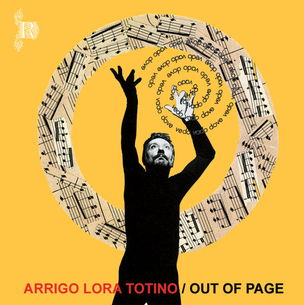 Arrigo Lora-Totino - Out Of Page LP