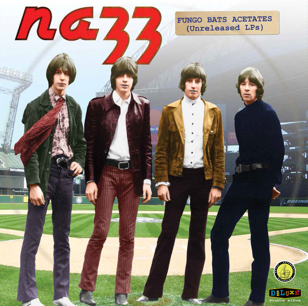 Nazz - Fungo Bat Acetates LP
