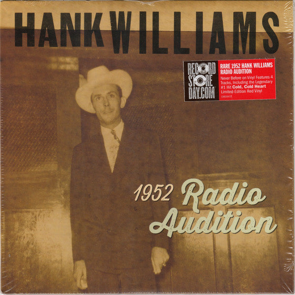 Hank Williams - 1952 Radio Auditions 7