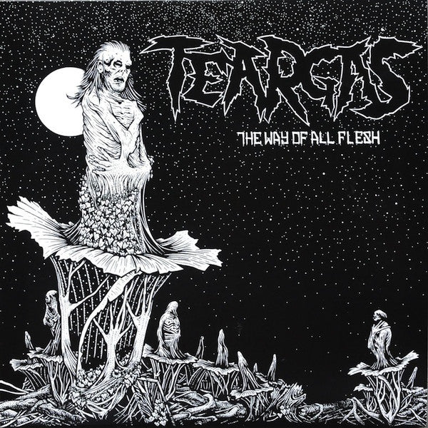 Teargas - The Way Of All Flesh LP