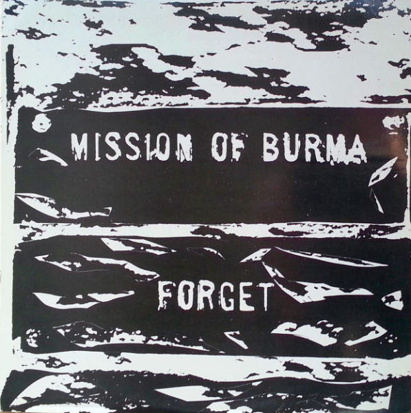 Mission Of Burma - Forget LP