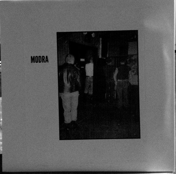 Modra - The Line For The Men's Room LP