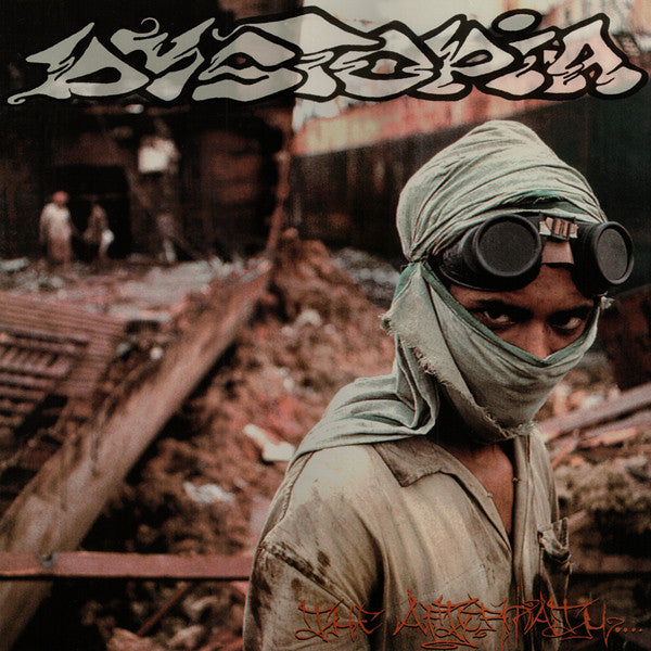 Dystopia - The Aftermath 2LP