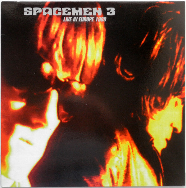 Spacemen 3 - Live In Europe 1989 2LP