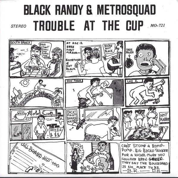 Black Randy & Metrosquad - Trouble At The Cup 7