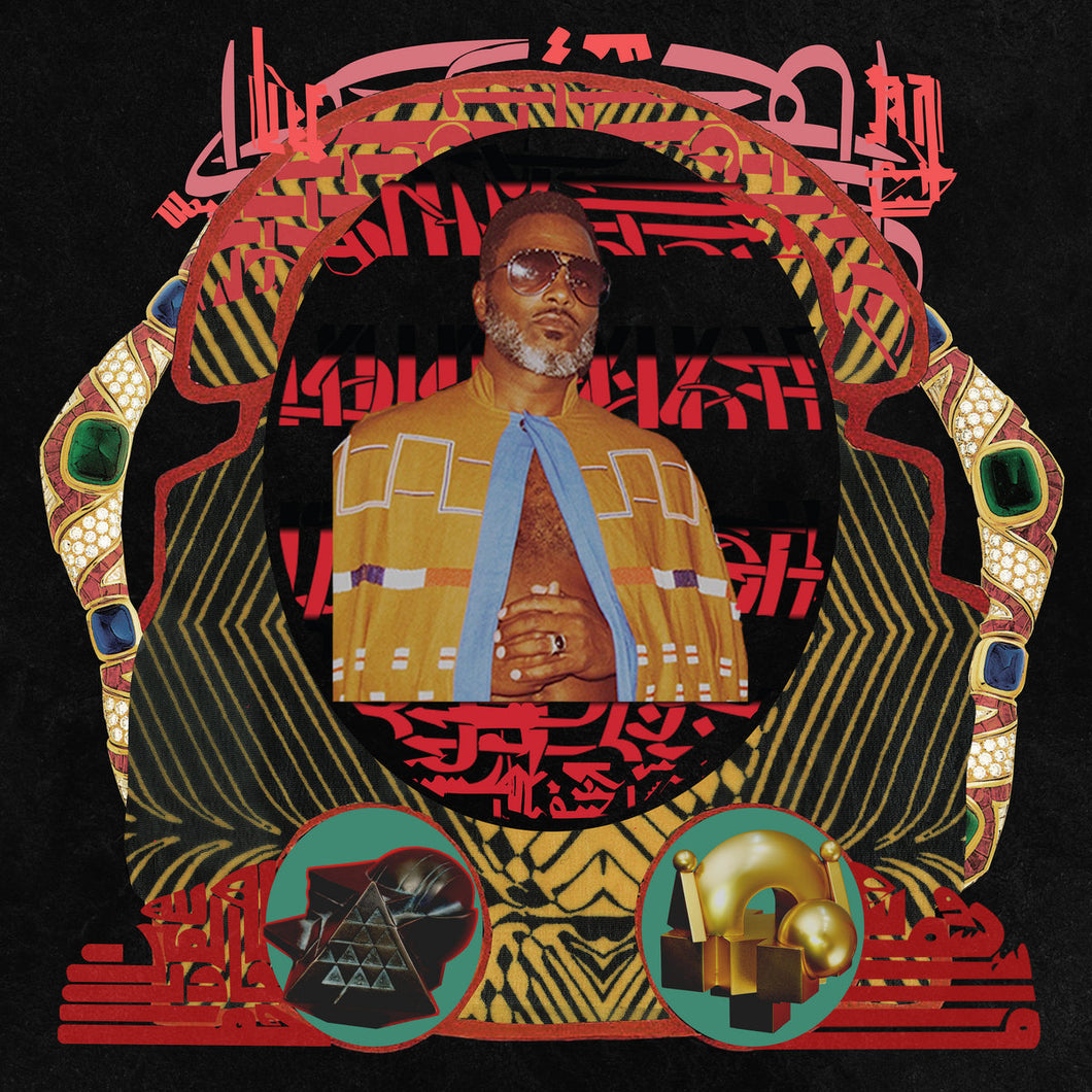Shabazz Palaces  - The Don Of Diamond Dreams LP