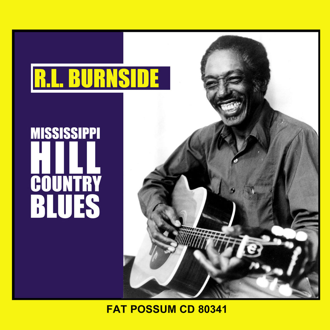 R.L Burnside - Mississippi Hill Country Blues LP