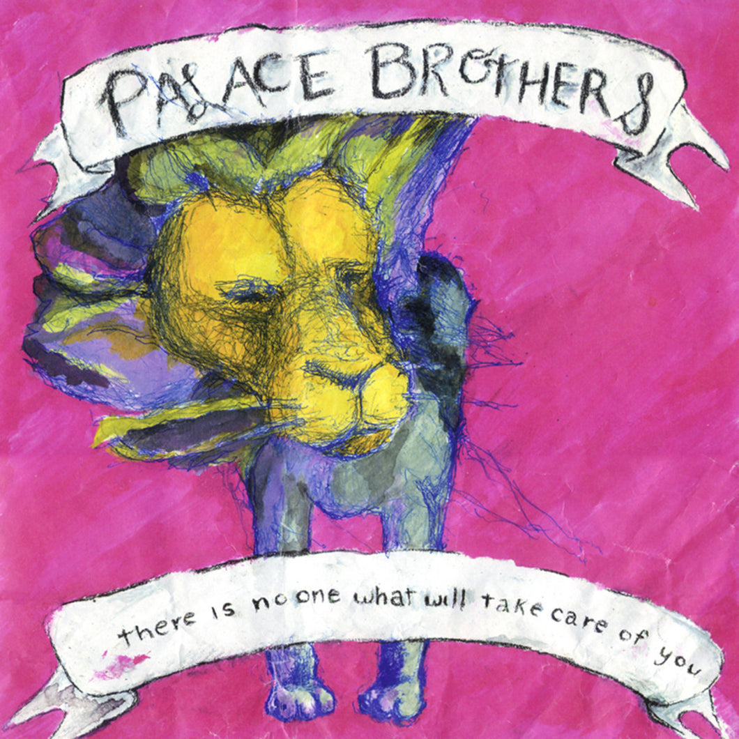 Palace Brothers - There Is No-One What Will Take Care Of You LP