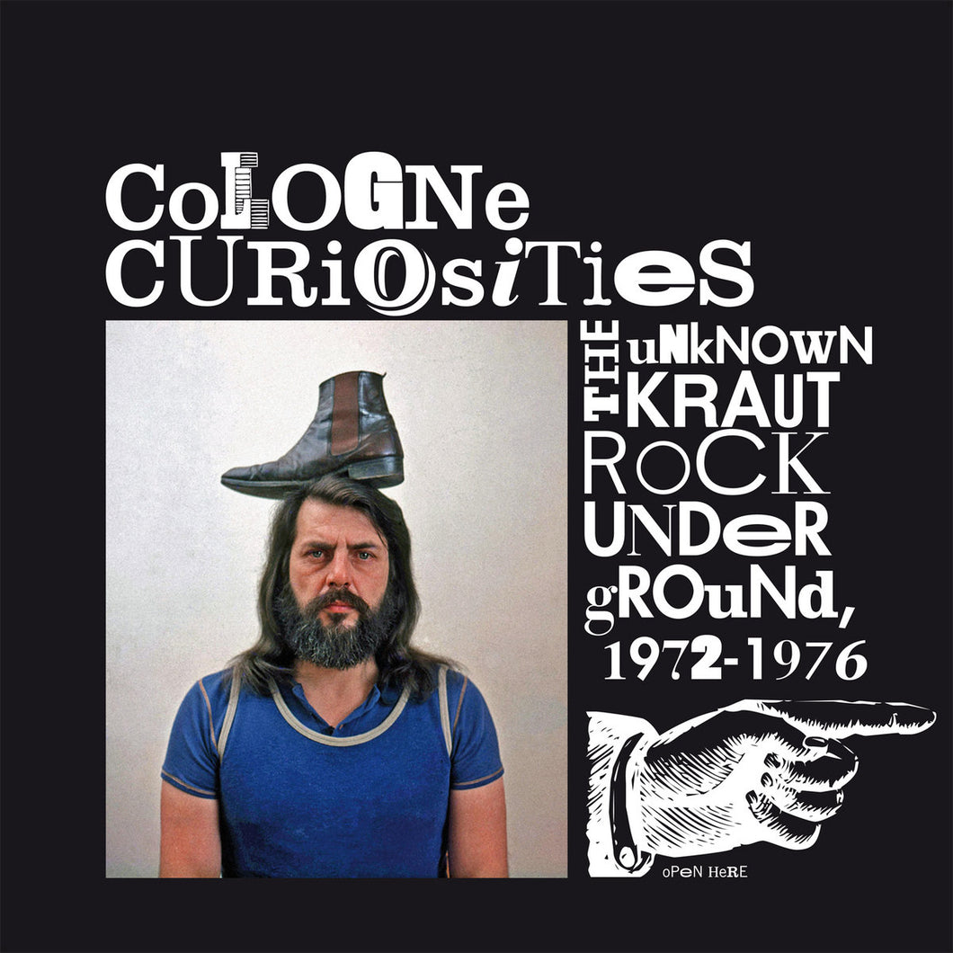 Various - Cologne Curiosities: The Unknown Krautrock Underground 1972-1976 2LP