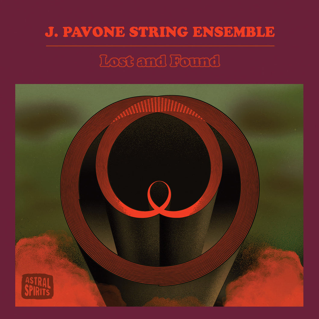 J. Pavone String Ensemble - Lost And Found CD