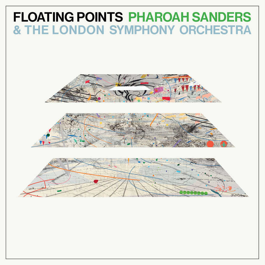 Floating Points, Pharoah Sanders & The London Symphony Orchestra - Promises LP