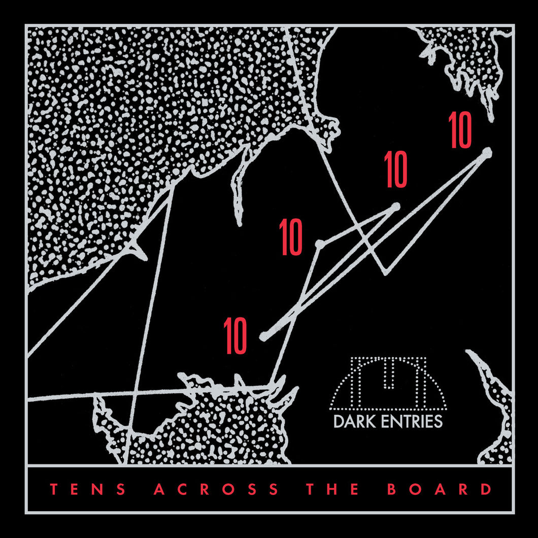 Various - Tens Across The Board LP