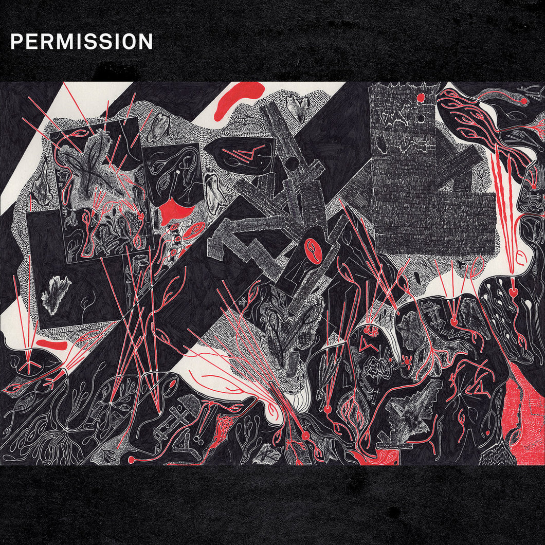 Permission - Drawing Breath Through A Hole In The Ground 12