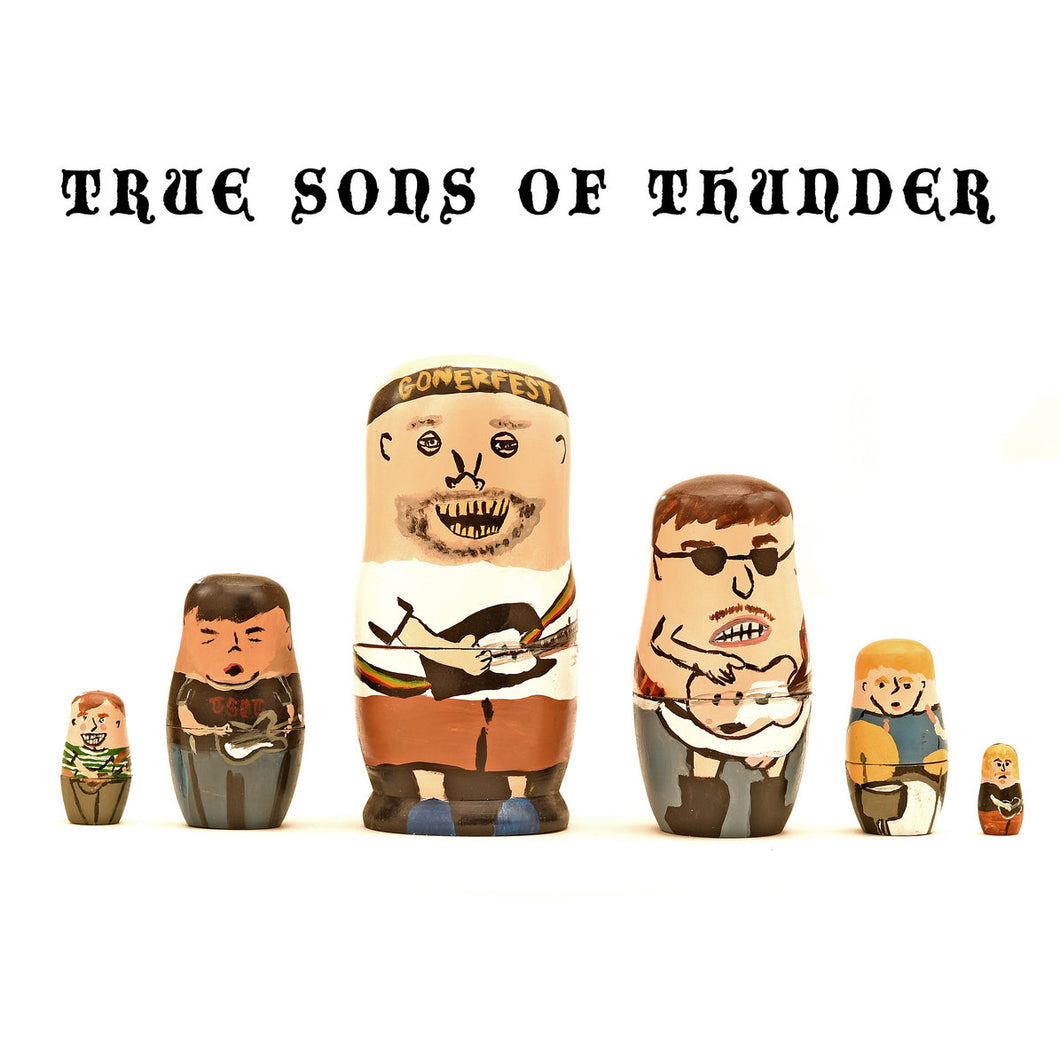 True Sons Of Thunder - It Was Then That I Was Carrying You LP