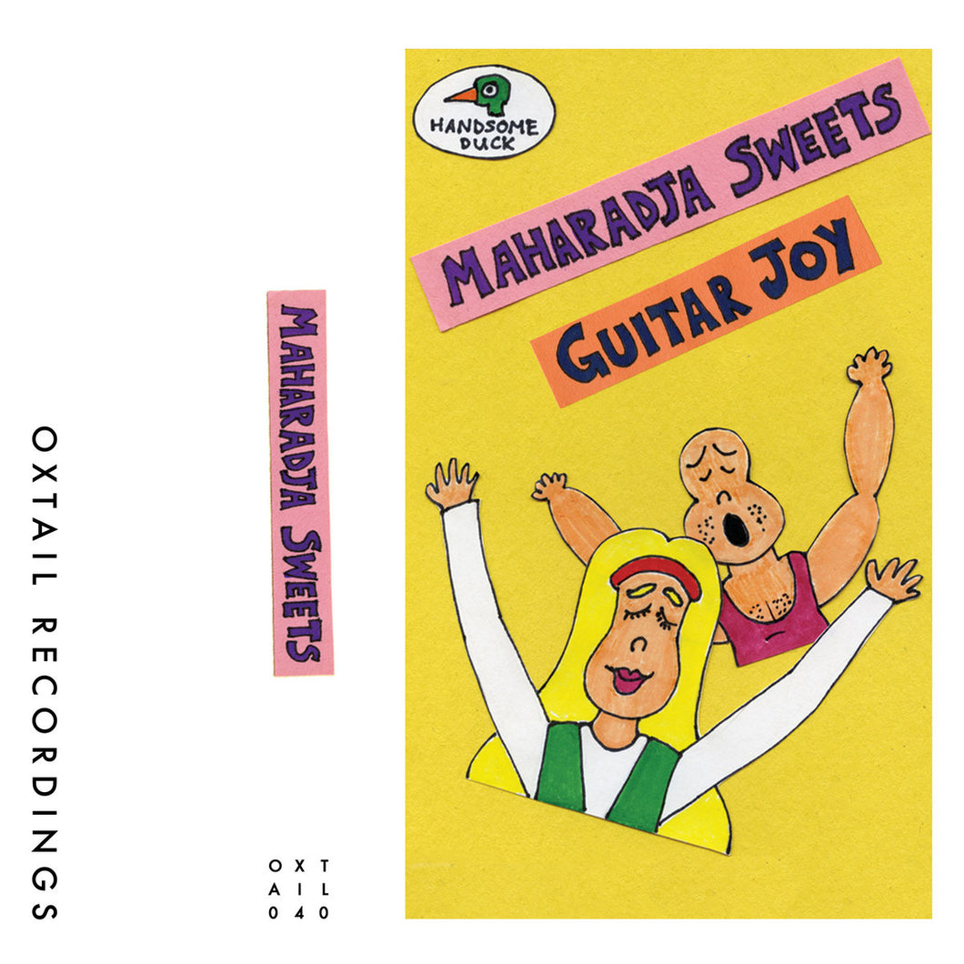 Maharadja Sweets - Guitar Joy CS