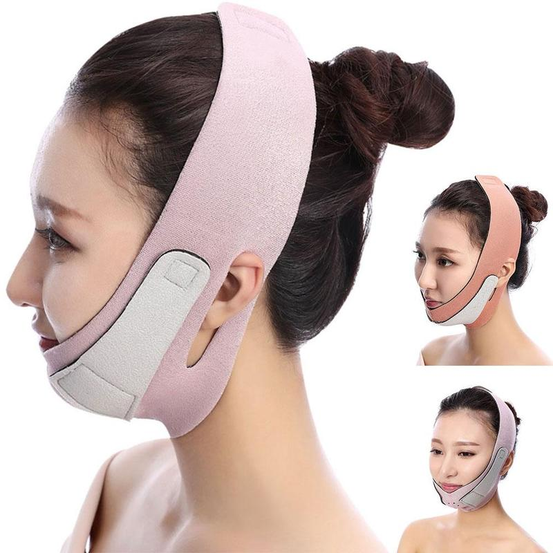 Face Bandage - Slimming Belt