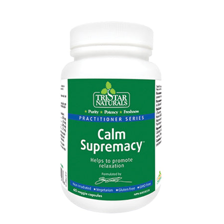 Tristar Calm Supremacy - 60 vcaps