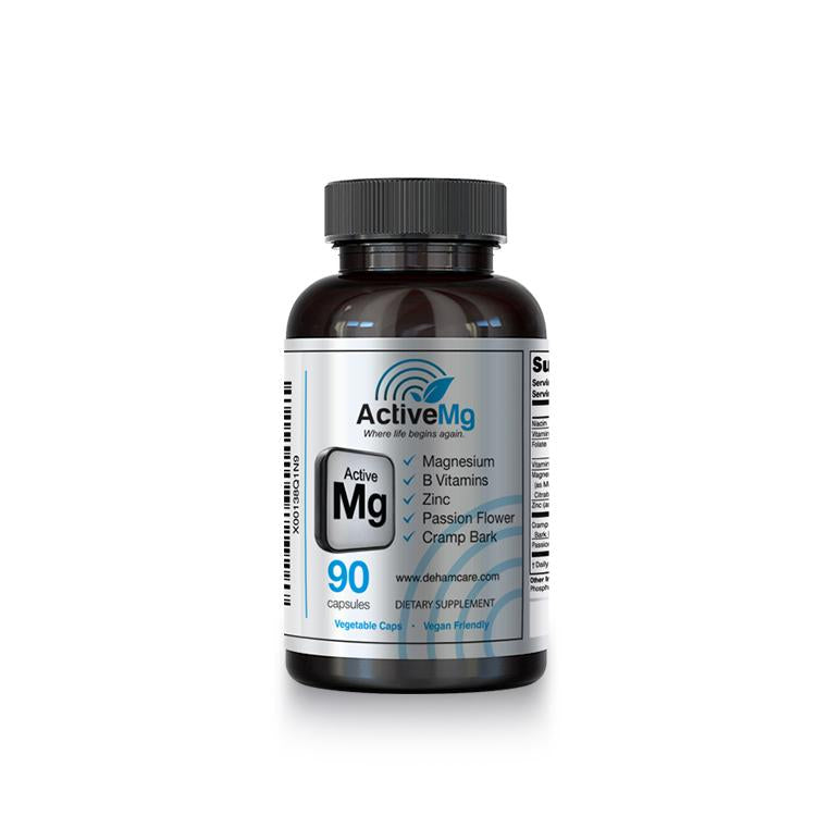 Activate Magnesium supplement single bottle