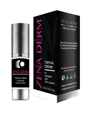 Zena Derm - Treat AK & Sunspots - 15g airless bottle