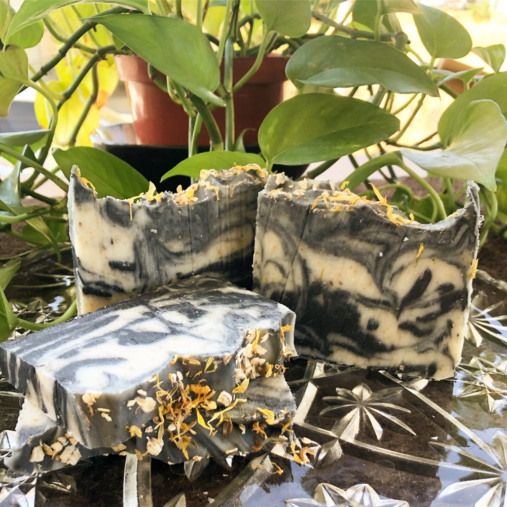 Detox Goddess Facial Soap