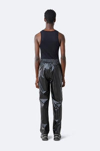City Pants Shiny Black