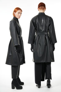 NYE Coat Black