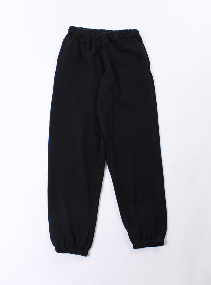 Fruit of The Loom Vintage Classic Jogger Black