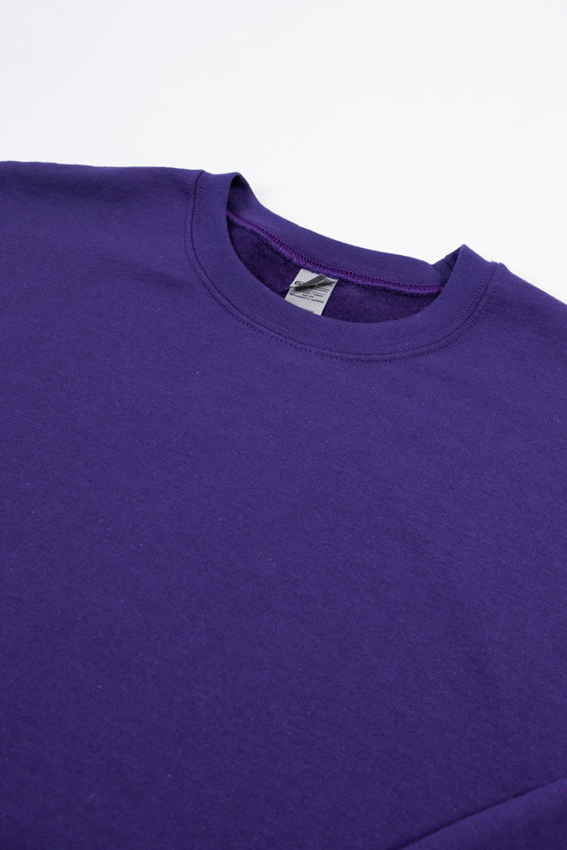 Crewneck Sweat Purple