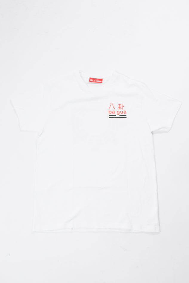 BA GUA Tee in white