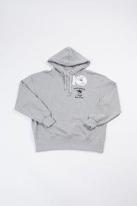 GPeM Hoody Grey/Black