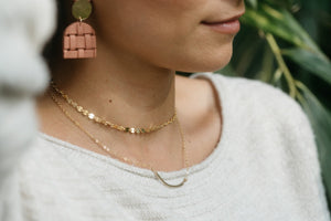 Molly Everyday Layering Necklaces