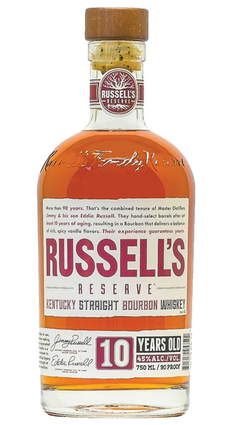 Russell's Reserve Bourbon