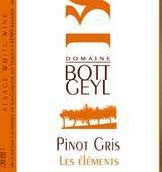 Bott Geyl Pinot Gris 'Les Elements' 2014