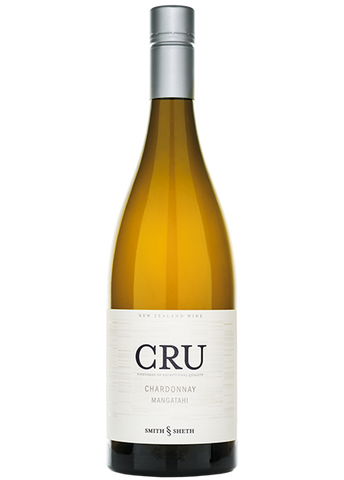 Smith and Sheth CRU Mangatahi Chardonnay 2015