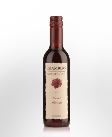 Chambers 'Rosewood Vineyard' Grand Muscat 375mls