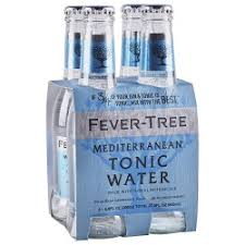 Fever-Tree 'mediterranean' Tonic Water - 4 Pack