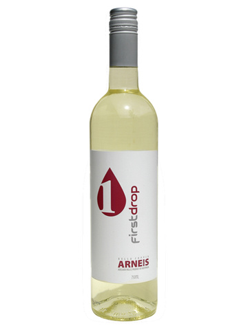 First Drop 'Bella Coppia' Arneis 2011