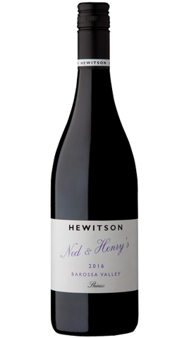 Hewitson 'Ned & Henry's' Shiraz 2016