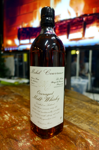 Michel Couvreur 'Overaged' Single Malt