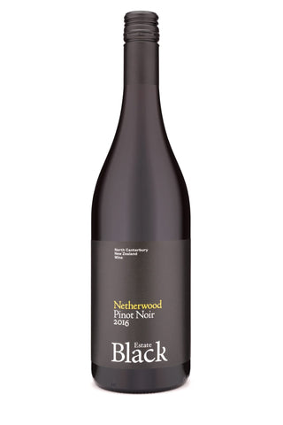 Black Estate Netherwood Pinot Noir 2016