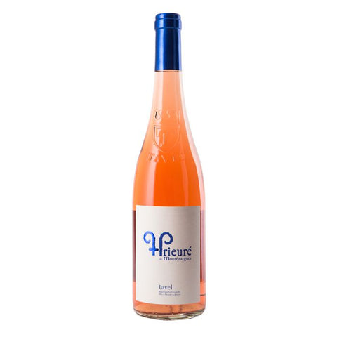 Prieure de Montezargues Tavel Rose 750mls