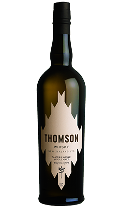 Thomson 'Manuka Smoke' Malt NZ Whisky 700ml