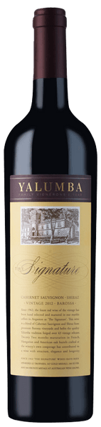 Yalumba 'The Signature' Cabernet Shiraz 2012