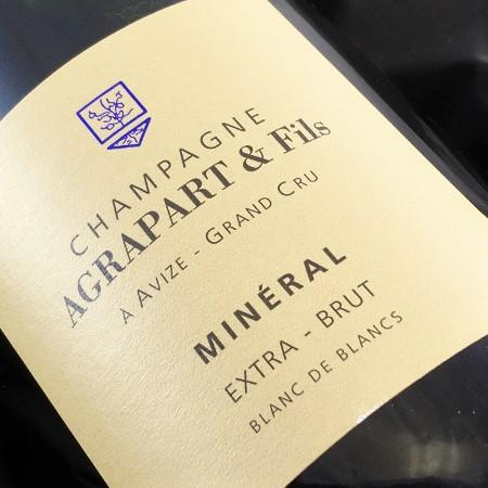 Agrapart 'Mineral' Grand Cru Extra Brut Champagne
