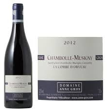 Anne Gros Chambolle Musigny 2015