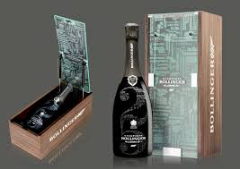 Bollinger James Bond Limited Edition 2011
