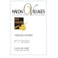 Cave de Vire Macon Villages 2016